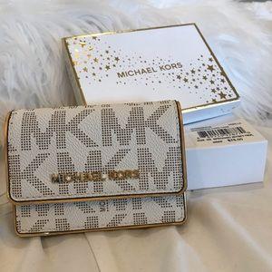 Michael Kors Accordion Card Case